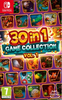 30 in 1 Game Collection Vol.1