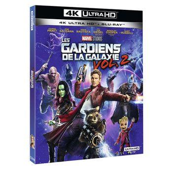 Gardiens De La Galaxie Vol. 2 - Combo 4K UHD + Blu Ray