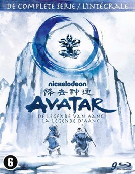 Avatar - The Last Airbender Collection - Blu-ray
