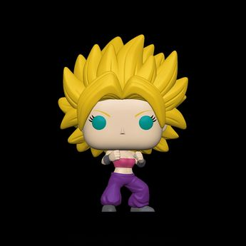 Funko Pop! Animation Dragon Ball Super 4 Super Saiyan Caulifla