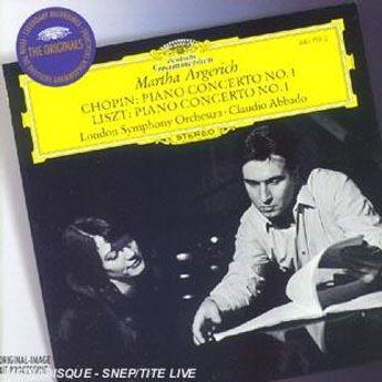 Abbado Claudio - Chopin: Piano Concer - CD