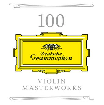100 Violin Masterworks / CD