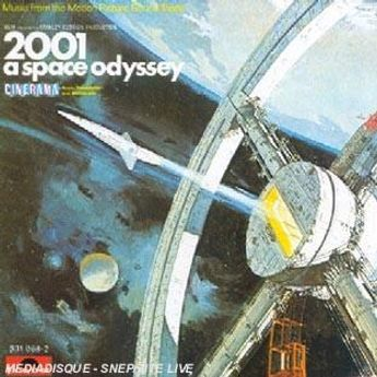 2001 - A Space Odyssey / CD