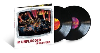 Nirvana - MTV Unplugged In New York - LP