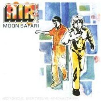 Air - Moon Safari - CD