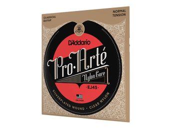 D'Addario - Jeu de cordes pour Guitare Classique - EJ45 Pro Arte