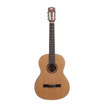 Shiver - GCS-4/4 gaucher guitare classique Naturel