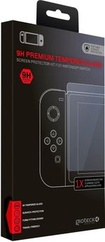 Gioteck - 9H Tempered Glass Screen Protector for Nintendo Switch Lite