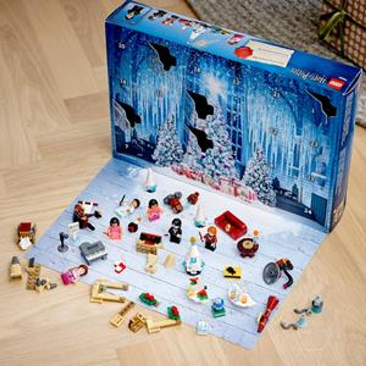 Calendrier Avent LEGO Harry Potter