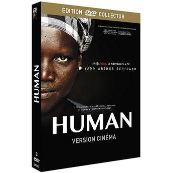 Human Collector - 3 Dvd - Edition Limitee