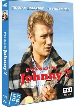 D'Ou Viens-Tu Johnny Bd+Dvd