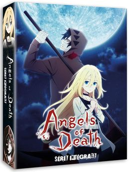 Angels Of Death - Intégrale - Edition Collector Bluray