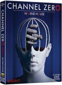 Channel Zero - Saison 2 : No End House - Coffret 2 Blu-Ray - Blu-ray