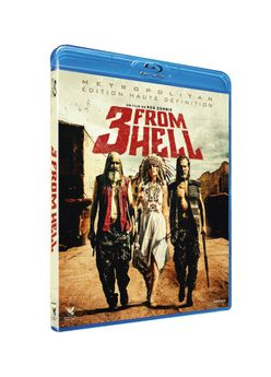 3 From Hell - Blu-ray