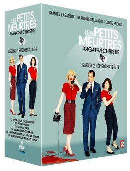 Agatha Christie (Les Petits Meurtres D')S2 Ep 12 A 16 - DVD