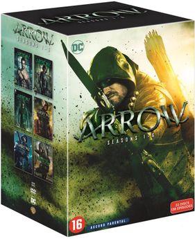Arrow - S1-6 (DVD)