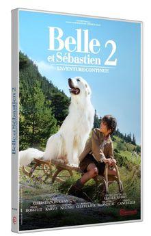 Belle Et Sebastien L'Aventure Continue - DVD