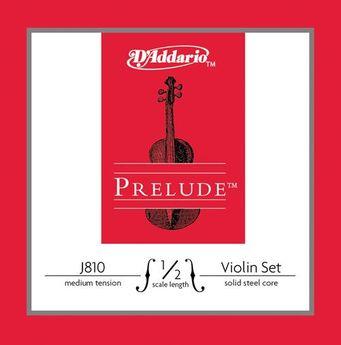 D'Addario - Jeu Violon Prelude 1/2
