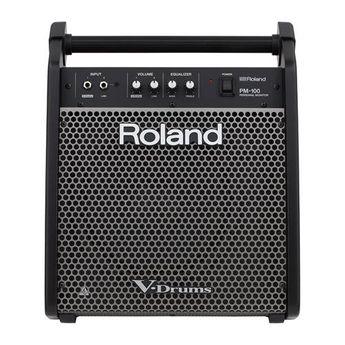 Ampli Batterie - Roland PM-100