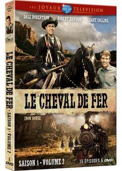 Le Cheval De Fer Saison 1 Volume 2 - DVD