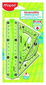 Mini-kit de géométrie « Flex »