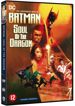 BATMAN: SOUL OF THE DRAGON /S DVD BI-FR