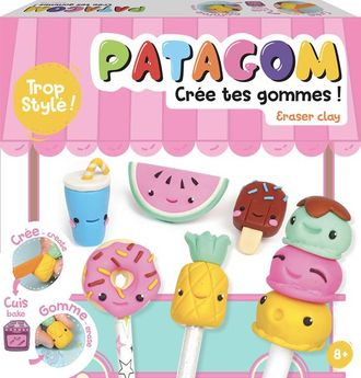 Coffret patagom gourmandises sweets