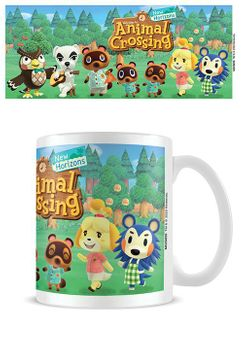 Animal Crossing - Mug Equipe de New Horizons
