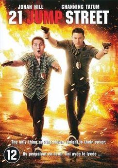 21 Jump Street Film - DVD