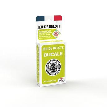 32 cartes belote ecopack
