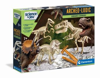 Archéo ludic dinosaures légend