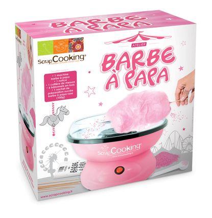 Atelier Barbe A Papa