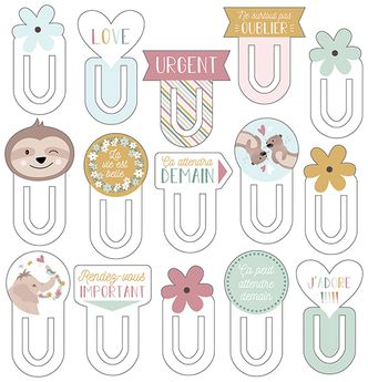 15 bookmarks no stress & co