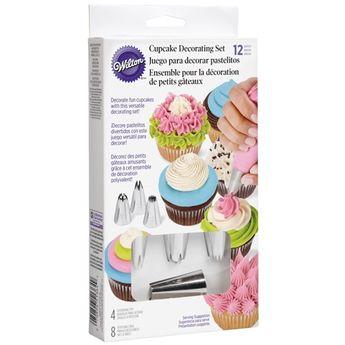 Kit douilles création cupcakes
