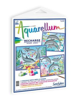 Aq. recharge - Dauphins et Tortues (3)