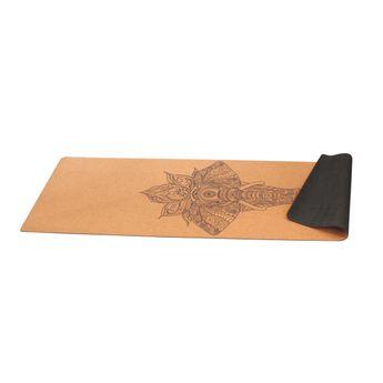 Tapis de yoga liège éléphant