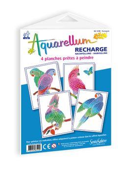Aq. JR recharge - Perroquets (4)