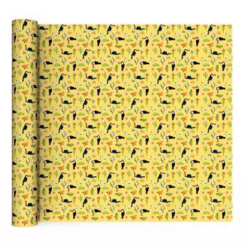 Papier à recouvrir - Good Vibes Toucan