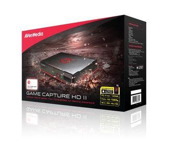 AVerMedia Game Capture HD II Capture Card C285 - PS4/PS3/Xbox One/Xbox 360/Wii U