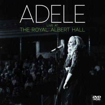 Adele - Live At The Royal Albert Hall - CD
