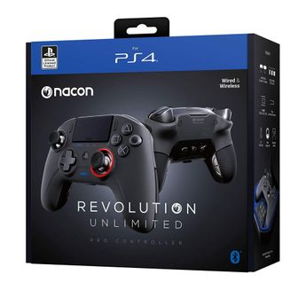 Nacon Revolution Unlimited Pro Off PS4 Controller