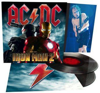 AC/DC - Iron Man 2 Vinyle