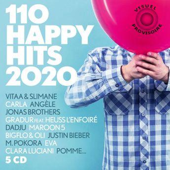 110 Happy Hits 2020 - CD