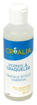 Flacon 80ml de vernis à craqueler - Créalia